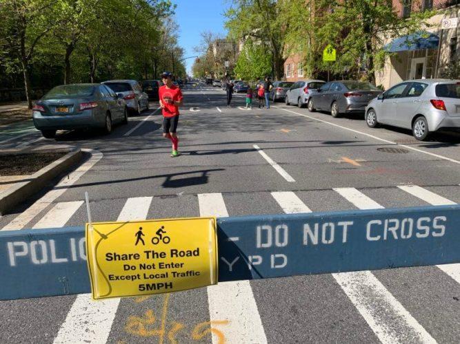 Mayor's 'Open Streets' Are In Wealthier Neighborhoods, Data Show